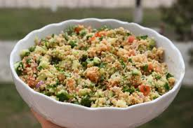 Turkish Couscous Salad