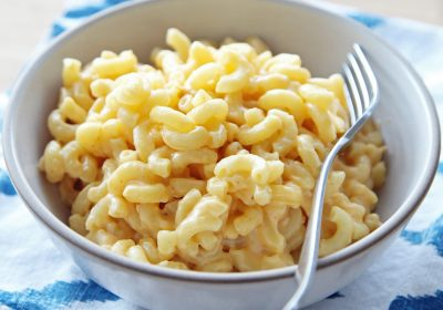 Stovetop American-Style Mac And Cheese
