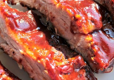 Slow-Cooker Southern Pork Ribs